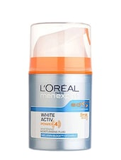 L 'Oreal Paris Men Expert White Activ Moisturising Fluid (50 Ml) - By