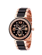 Black colour Analog Wrist Watch Arrival for Girl'sBy Fashion jagat. -  online shopping for Analog watches