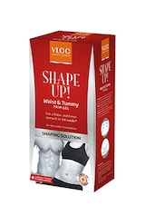 VLCC Shape Up Waist & Tummy Trim Gel (200 G) - By