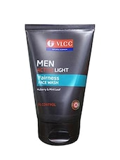 VLCC Men Active Light  Face Wash (100 Ml) - By