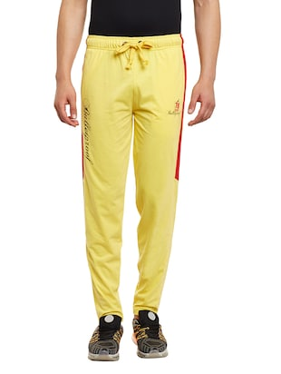 multi colored set of 2 cotton track pant - 13443046 - Standard Image - 2