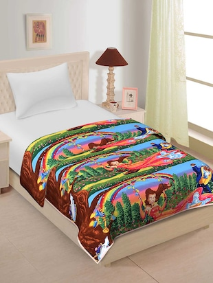 Multi Colored ac Blanket