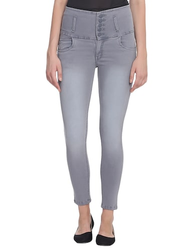 097ae6e2f18da Jeans for Women – Upto 70% Off   Buy Denim, Boyfriend fit, Ripped, Torn Jeans  at Limeroad