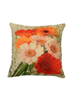 Romee Set Of 5 Polyester Floral Printed Cushion Cover - 13665689 - Standard Image - 2