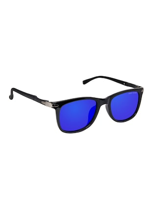 027c0caf8f Buy David Blake Blue Wayfarer Mirrored