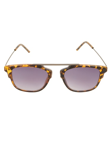 5de58ce2754 Buy Arzonai Raees Clear Rectangle Shape Uv Protected Sunglasses For ...