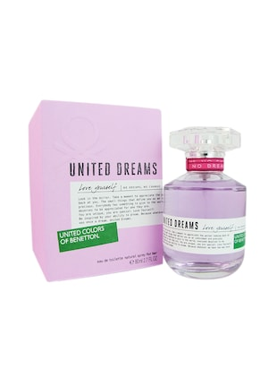United Dreams Love Yourself EDT Women Perfume by UCB 80 ml -  online shopping for perfumes