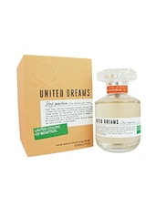 United Dreams Stay Positive EDT Women Perfume by UCB 80 ml -  online shopping for perfumes