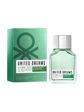 United Dreams Be Strong EDT Perfume by UCB for Men 100ml -  online shopping for Men Perfumes
