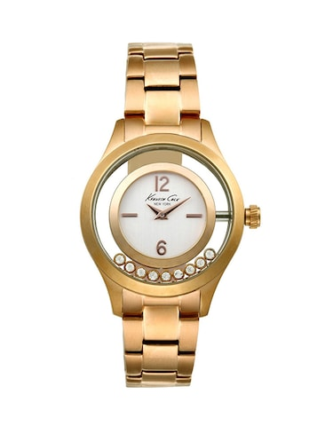 1ce7fbc5f1a04 Buy Mk Analog Rose Gold Dial Women s Watch-mk3793 for Women from ...