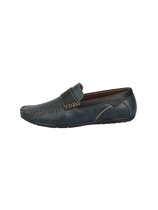 cf0146d9e6c Buy Blue Leatherette Slip On Loafer for Men from Fausto for ₹898 at 0% off