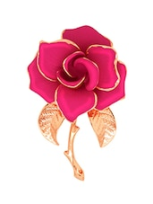 multi metal brooch -  online shopping for brooches