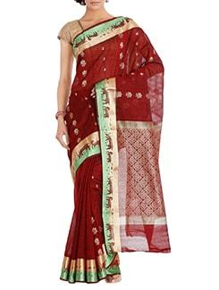 Flaunt Your Curves Buy Red Sarees Red Clutches With