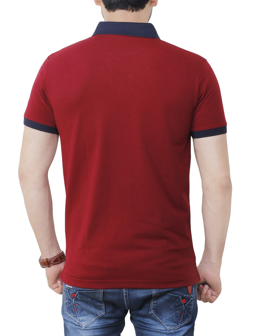 polo neck T Shirts