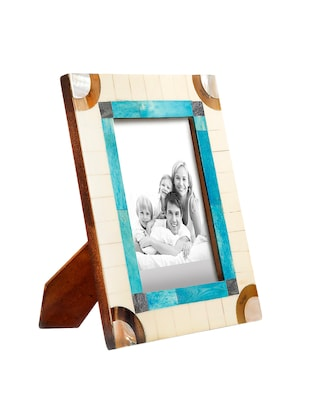 Buy Handmade Fitz Roy Table Photo Frame By Crazy Crowd Online