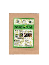 Shagun Gold 100% Natural Hair Treatment Powder 200g X 2 - By