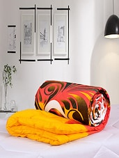 Printed 100% Cotton Double Bed Comforter By Salona Bichona -  online shopping for Quilts and comforters