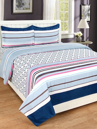 Cotton Preminum Double Bed Sheet By Krishnam
