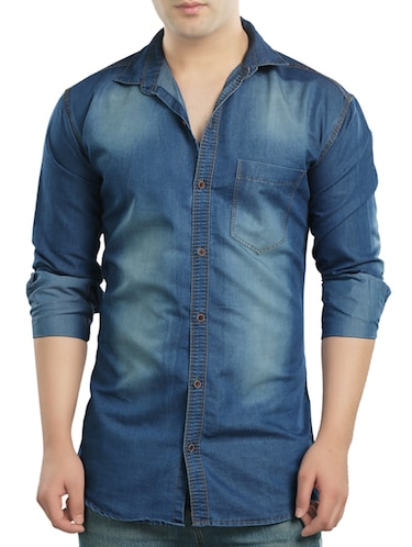 a1aad13a1f Casual Shirts - Buy Linen   Denim Casual Shirts for Men at Limeroad