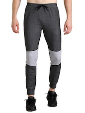grey cotton joggers -  online shopping for Joggers