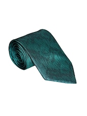 green micro fiber tie -  online shopping for Ties