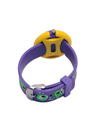 purple ben 10 watch - 14249034 - Standard Image - 2