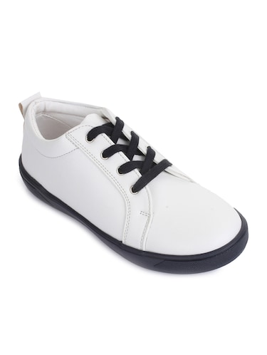 Buy White Colour Shoes For Girl Kids In India At Limeroad