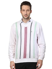Buy Turtleneck Sweater Men White In India At Limeroad