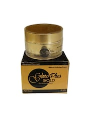 Glow Plus Gold Skin Whitening Cream For Glowing - By