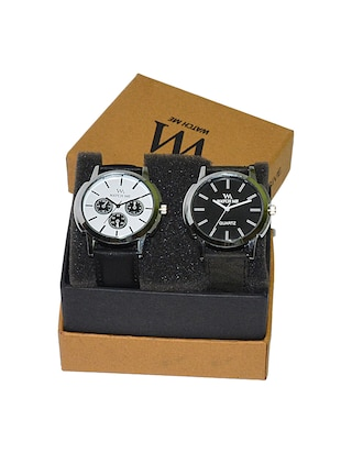 Watch Me Set of round dial Watches - 14393449 - Standard Image - 8
