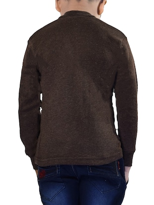 brown cotton thermal - 14412098 - Standard Image - 2