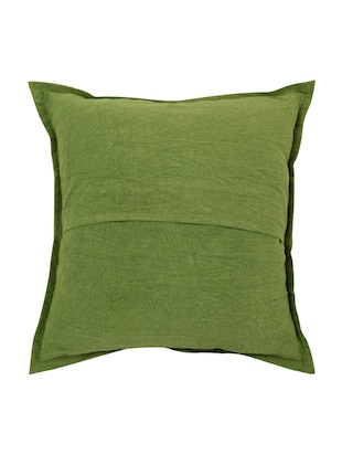 Cotton Single Rajasthani Traditional Cushion Cover By Rajrang - 14425253 - Standard Image - 2
