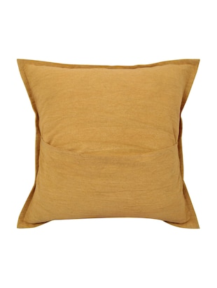 Cotton Single Rajasthani Traditional Cushion Cover By Rajrang - 14425285 - Standard Image - 2