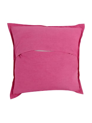 Cotton Single Rajasthani Traditional Cushion Cover By Rajrang - 14425297 - Standard Image - 2