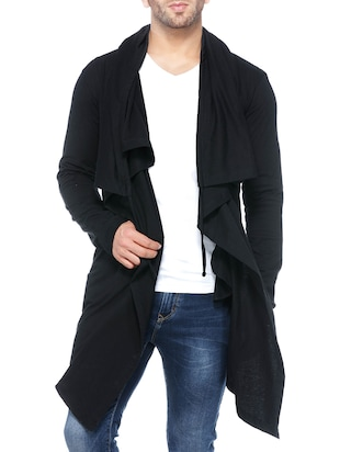 black cotton shrug -  online shopping for shrugs