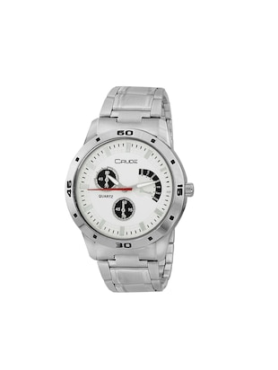 Crude Combo of 2 Stainless steel watch-rg744 for Couple - 14437216 - Standard Image - 2