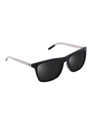 REACTR- New Arrival Grey Blue Wayfarers HD Polarized Sunglasses For Men Women - 14438118 - Standard Image - 2
