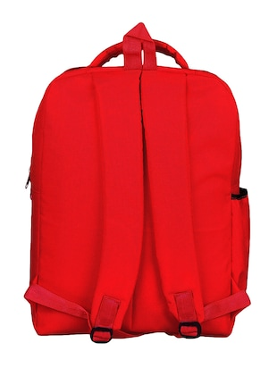 red canvas bag - 14438339 - Standard Image - 2