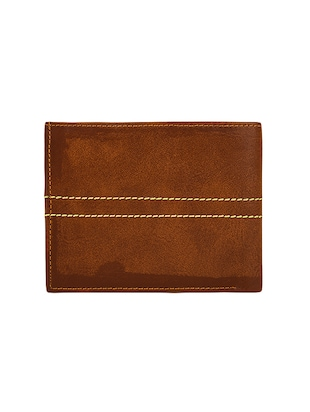 tan leather wallet - 14455461 - Standard Image - 2