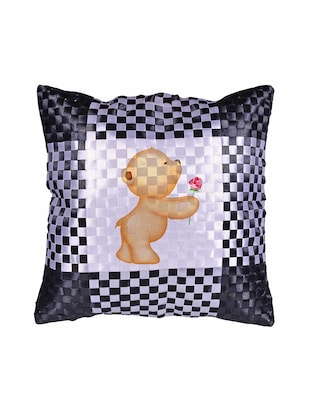 "Square Shape ""3D animated print"" Printed Cushions Cover - 14458631 - Standard Image - 2"