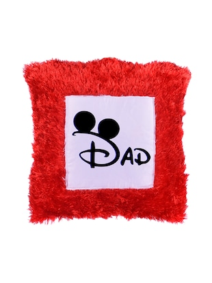 "Square Shape ""DAD print"" Printed Cushions Cover - 14458644 - Standard Image - 2"