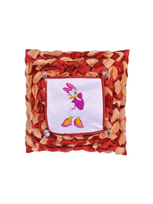 "Snoby cartoon character ""daisy duck"" printed cusion cover - 14463486 - Standard Image - 2"