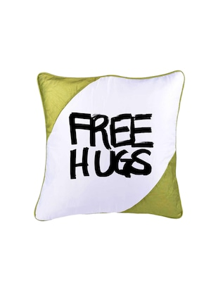 "Snoby ""Free Hugs"" Quoted Printed Cusion Cover - 14463600 - Standard Image - 2"