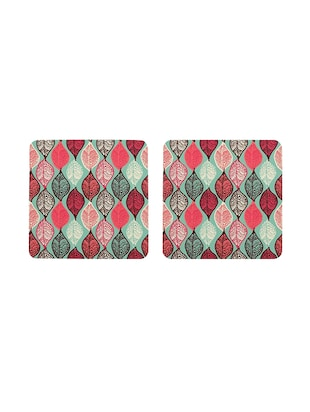 Set of 2 Coasters by Mooch Wale - 14465281 - Standard Image - 2