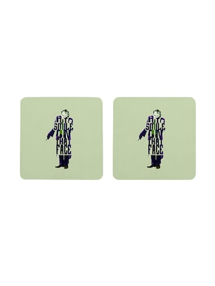 Set of 2 Coasters by Mooch Wale - 14465357 - Standard Image - 2