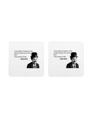 Set of 2 Coasters by Mooch Wale - 14465392 - Standard Image - 2
