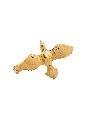 Woman Ambassadors golden eagle hand ring - 14467164 - Standard Image - 2