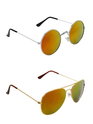Abner set of 2 full rim Sunglasses - 14476313 - Standard Image - 2