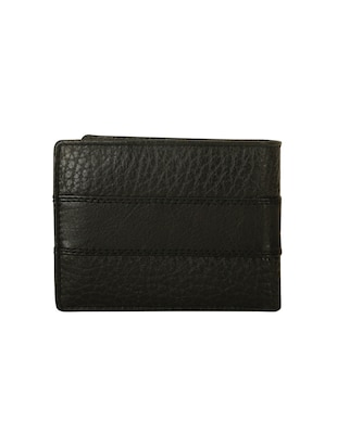 black leather wallet - 14479232 - Standard Image - 2