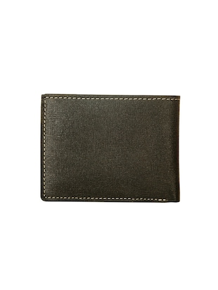 black leather wallet - 14479249 - Standard Image - 2